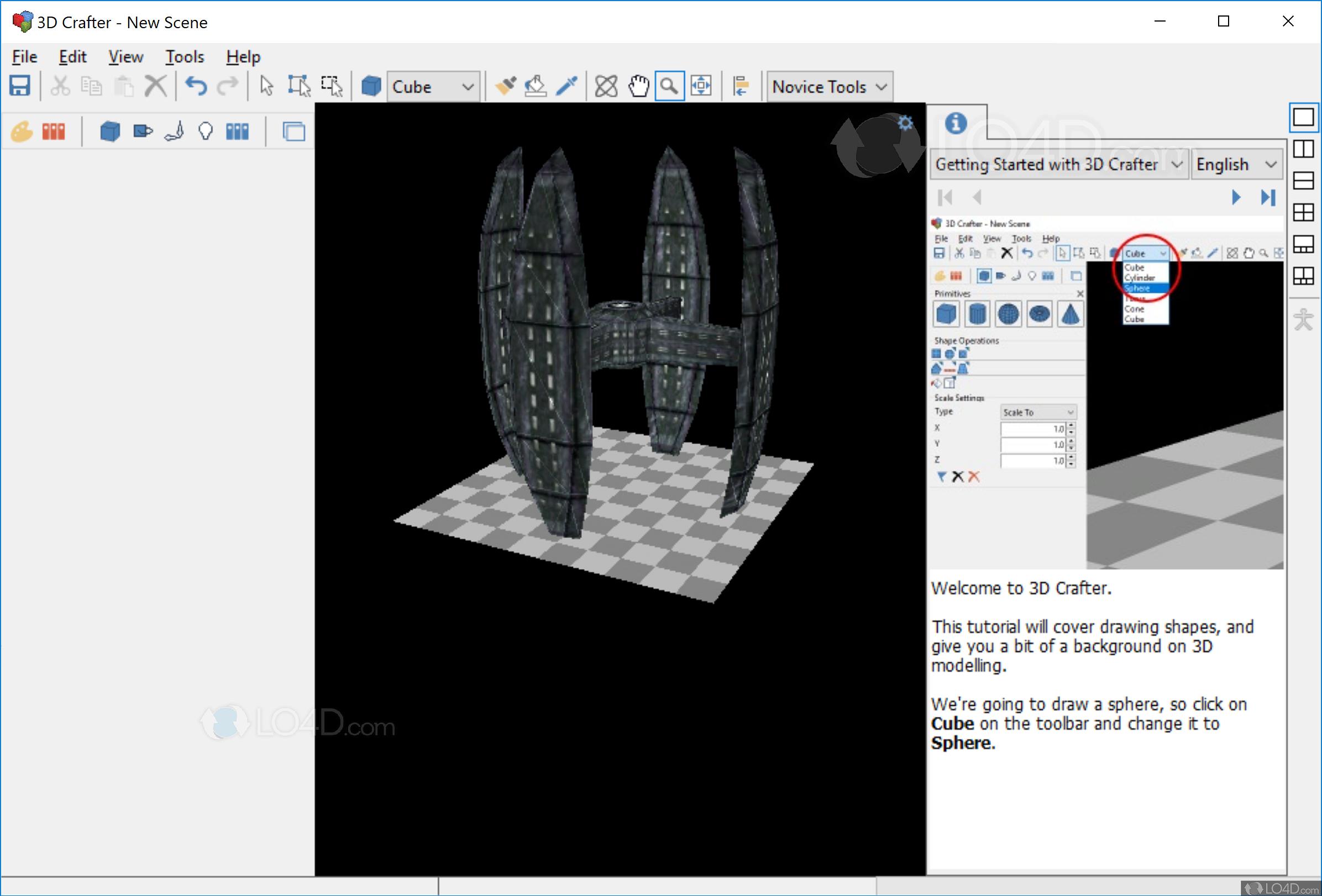 3D Crafter Software