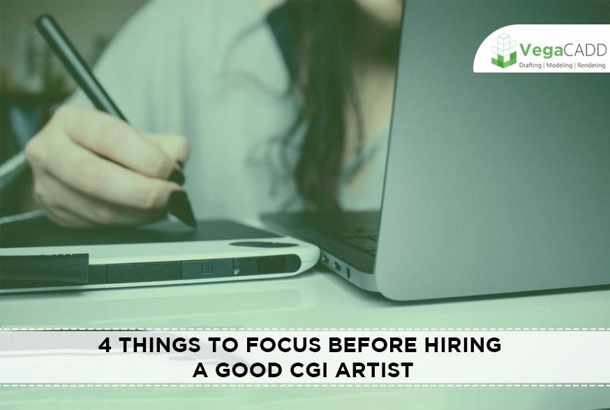 Hiring a Good CGI Artist