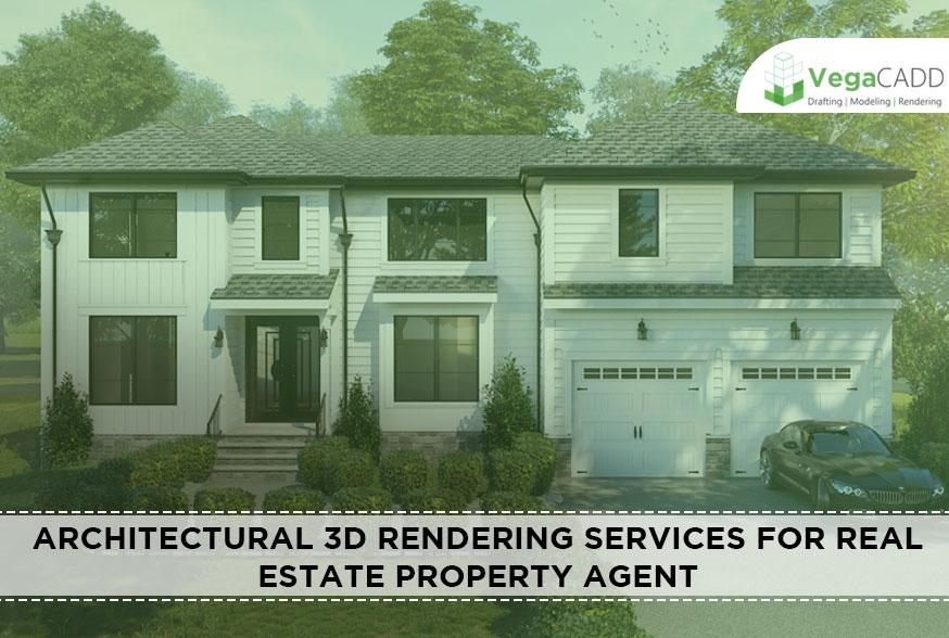 Architetcure 3D Rendering