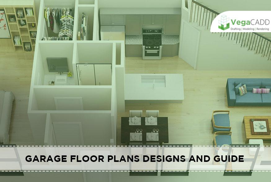 Garage Floor Plans Designs