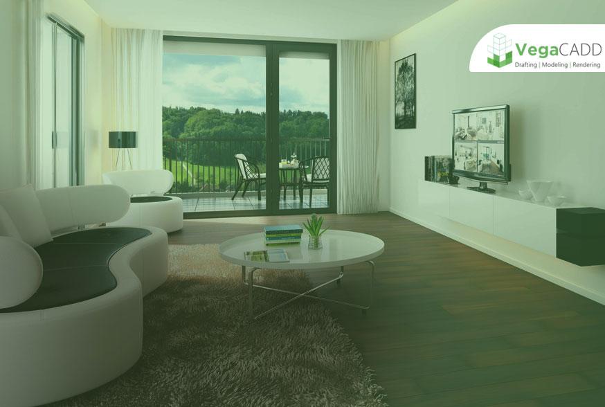 Idea for living room interior design