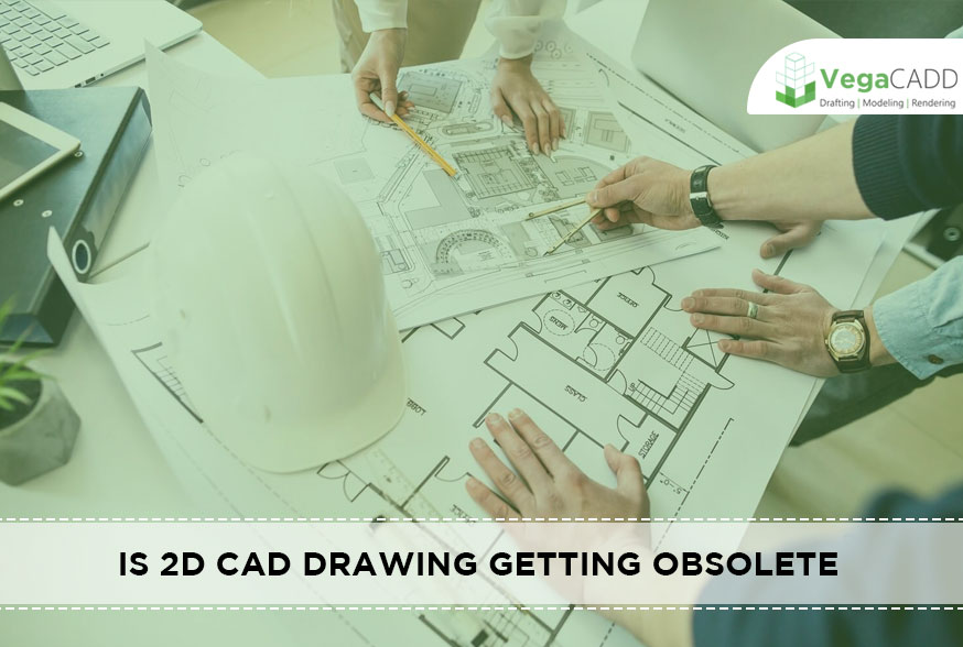 2D CAD Drawing