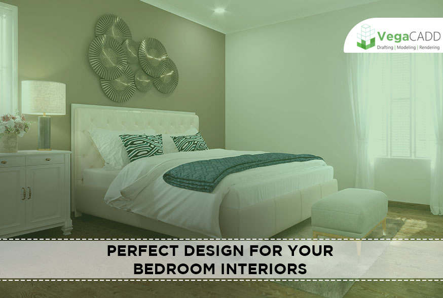 Perfect design for your bedroom