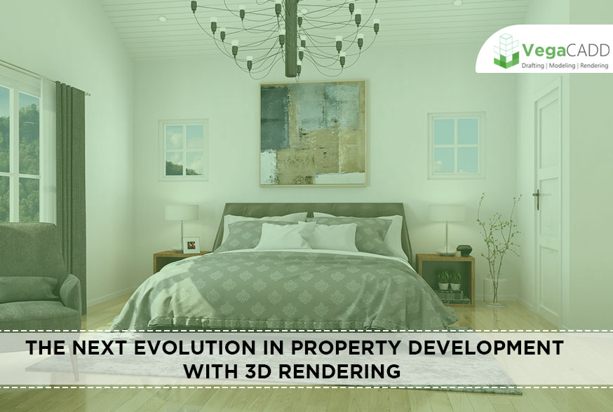 Real Estate Development with 3D Rendering