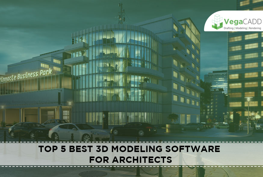 3D Modeling Software for Architects