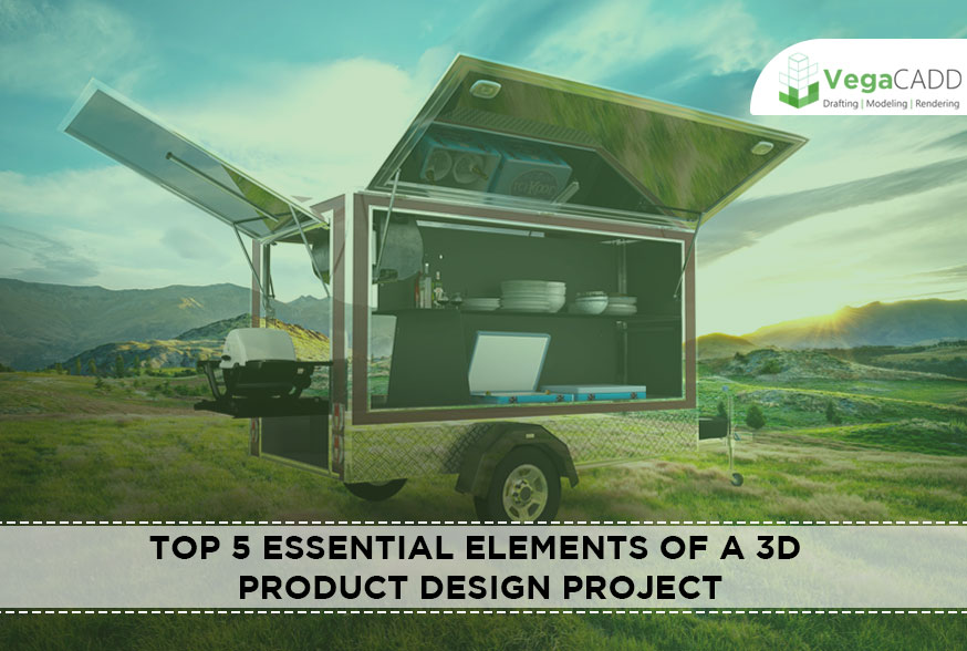 3D Product Desing Product