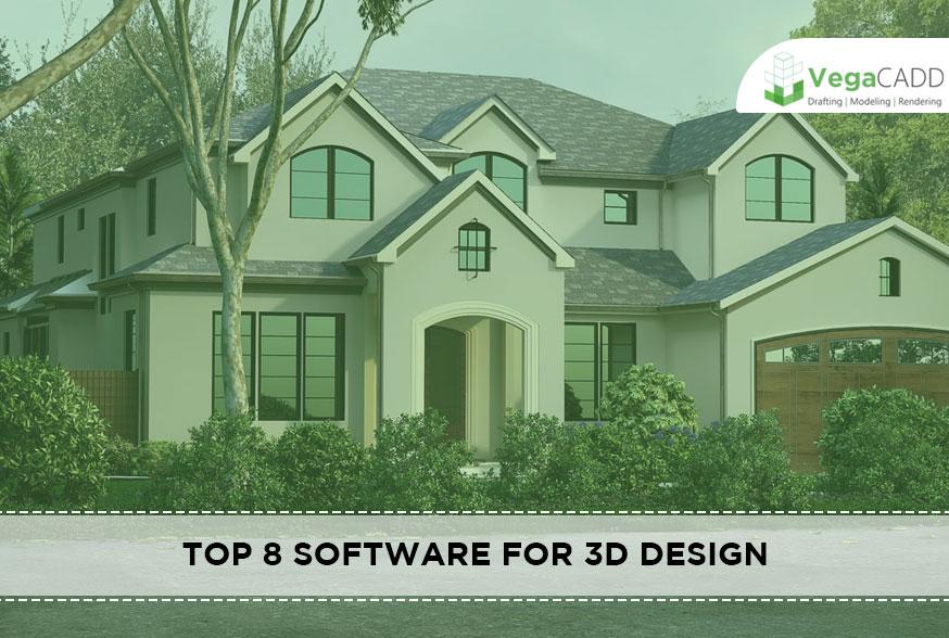 Software for 3D Modeling Design