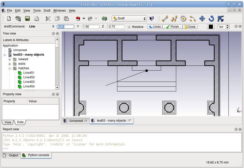 FreeCAD - CAD Drafting Services