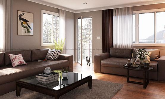 3D-Interior-Rendering-Orange