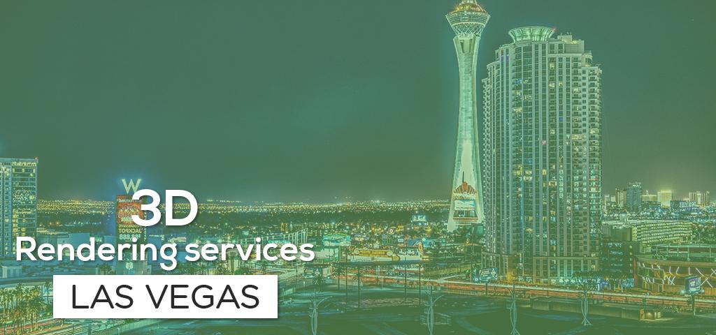 3D Rendering Services Las Vegas