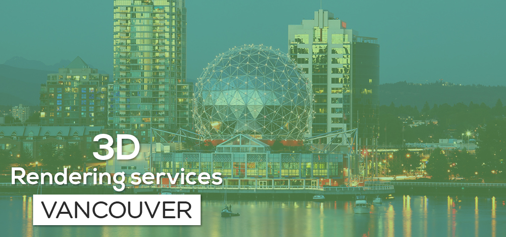 3D Rendering Services in Vancouver