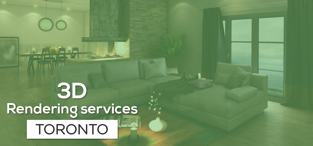 3d rendering services toronto