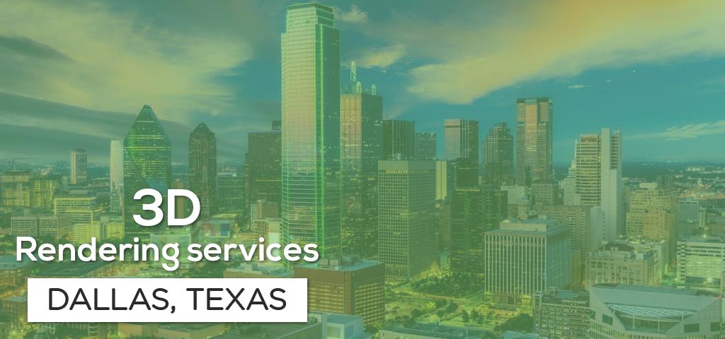 Architectural 3D Rendering Services Dallas